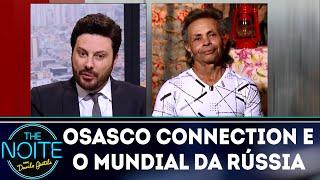 Osasco Connection 2018: Away, Gaga de Ilhéus e Z-Maguinho - Ep. 3 | The Noite (14/06/18)