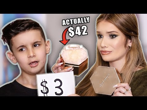 Xxx Mp4 LITTLE BROTHER GUESSES MAKEUP PRICES So Cute Lol 3gp Sex