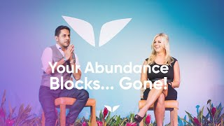 How to Clear Abundance Blocks | Christie Marie Sheldon & Vishen Lakhiani