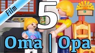 5 ARTEN von GROßELTERN! Playmobil Film deutsch | Oma, Opa und jede Menge Spaß!