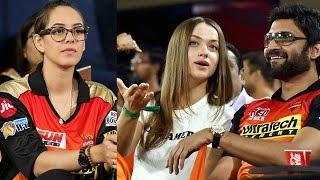 IPL 2017: SRH Vs KKR, Celebrity Cricket Fans Spotted During IPL-10