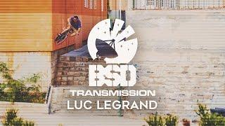 BSD Transmission - LUC LEGRAND - DVD Part
