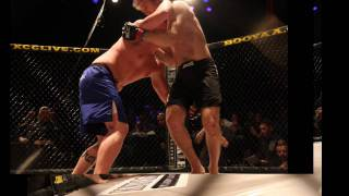 My son's first MMA XCC fight