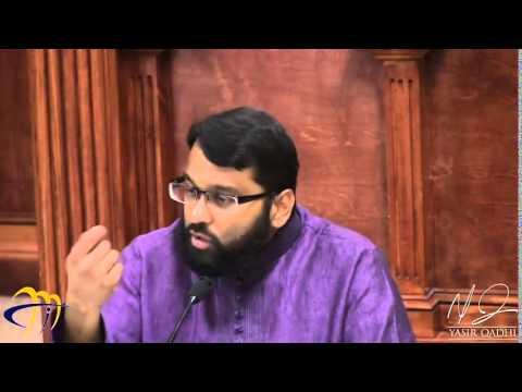 Slavery, Sex-slave and Sex-maid in Islam - Yasir Qadhi