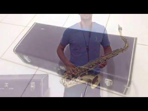 Sax Tenor Yamaha YTS-23 à venda. Imperdível.
