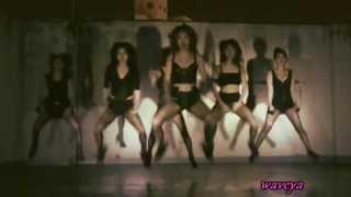 David Guetta_Turn Me On ft.Nicki Minaj ★Waveya sexy dance choreo by ARI