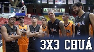 3X3 CHUÁ | Canal Chuá
