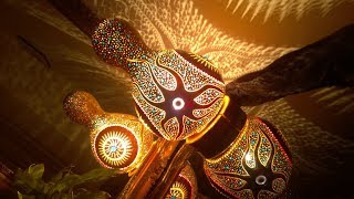 Best Seller 2016 Strangelands Handmade Gourd Lamp Psychedelic Artwork Ambiance Lighting