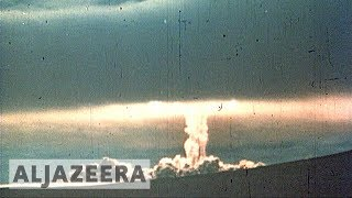 Russia nuclear stockpile is world's largest