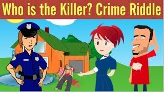 3 Riddles Popular on | Crime Riddles | Who is the Killer?