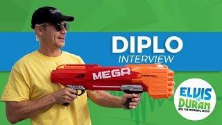 Diplo Chats DMing With Rihanna, John Cena, and Beach Balls   Elvis Duran Show
