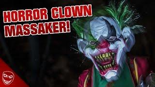 HORROR CLOWNS, Massaker an Halloween?! Neue Sichtungen! [Mit Videos]