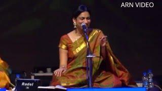 Gayatri Asokan - Sawan Ki Ritu Ayee Re Sajaniya (Kajri) Kaharwa Tala