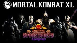 Shitstorm Spookycuffs - Mortal Kombat XL