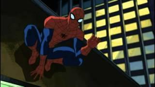 Mega Spider-Man - Spider-Man i Hawkeye. Oglądaj w Disney XD!
