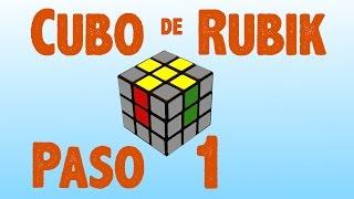 Resolver cubo de Rubik: Paso 1