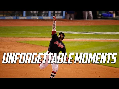 MLB 2016 Unforgettable Moments