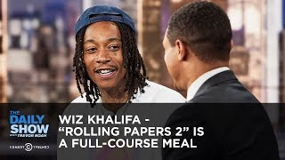 """Wiz Khalifa - """"Rolling Papers 2"""" Is a Full-Course Meal 