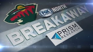 Wild Breakaway: Bounces finally go Minnesota