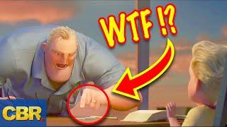 18 Dark Secrets In Pixar Movies That Will Leave You SHOOK