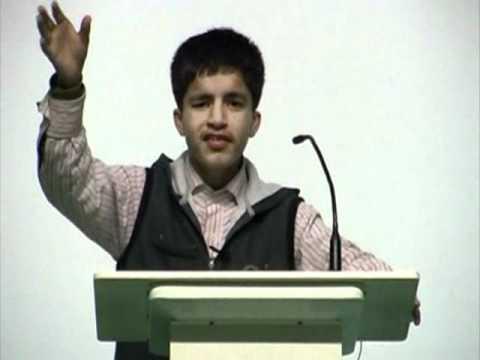 Pakistani Boy replies to Indian Girl who spoke against Pakistan.mpg