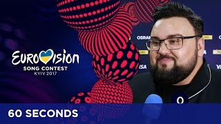 60 Seconds with Jacques Houdek from Croatia