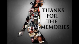 Michael Jackson 25.06.2015 Thanks for the Memories