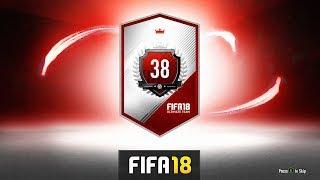 38TH IN THE WORLD FUT CHAMPS REWARDS! - FIFA 18 Ultimate Team