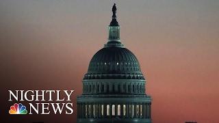 Senate Democrats Prepare For Marathon Week Of Confirmation Hearings | NBC Nightly News