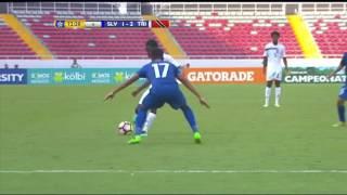 GOAL Trinidad & Tobago, Kathon ST HILLAIRE  No. 15 | @FesFut_SV @TTFootballAssoc #CU20CRC