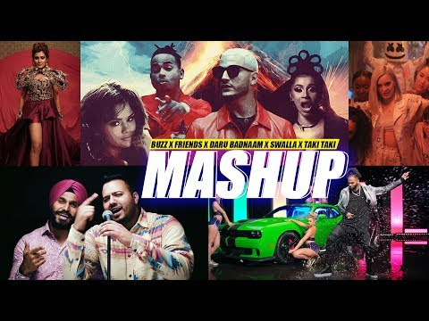 Xxx Mp4 Buzz X Friends X Daru Badnaam X Swalla X Taki Taki DJ Harshal Mashup Sunix Thakor 3gp Sex