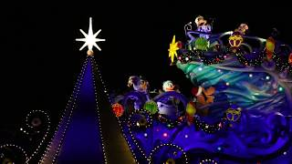 Colours of Christmas- Tokyo DisneySea - Tokyo Disney Resort