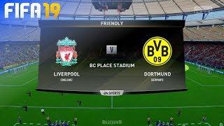 FIFA 19 - Liverpool vs. Borussia Dortmund (Pre-Season)