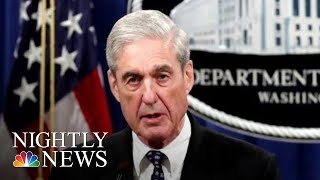 Robert Mueller Submits To Subpoenas, Agrees To Testify In Public | NBC Nightly News