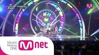 Mnet [엠카운트다운] Ep.380: 타히티(TAHITI) - 오빤 내꺼(Boo, You're Mine) @M COUNTDOWN 2014.06.12