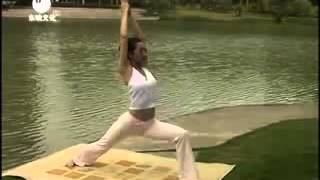 Tư thế Anh Hùng   Thư viện Yoga