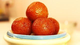 How to Make Gulab Jamun at home - Indian Dessert/Sweet Recipe
