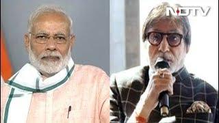 Amitabh Bachchan Lauds NDTV