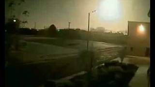 Huge Meteor Explosion Lights The Night 2009