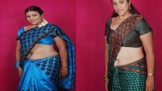 Telugu Serial Actress uma aunty navel Show Video | Tamil hot movie 18+