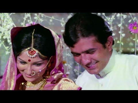 Xxx Mp4 Rajesh Khanna With Sharmila Tagore On First Night Romantic Scene Chhoti Bahu 3gp Sex