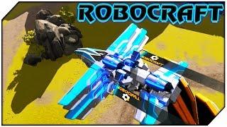 Как сделать самолет в Robocraft - videosfortube Unblock Youtube