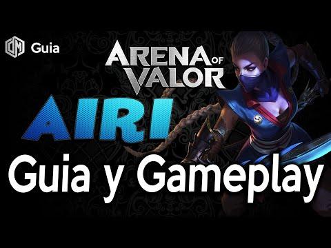 Xxx Mp4 AoV AIRI Guia Y Gameplay ARCANAS Y TOP BUILD Arena Of Valor DayMelto Gameplay Español 3gp Sex