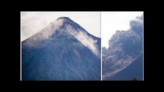 Guatemala volcano eruption: DESPERATE search for survivors SUSPENDED as deaths reach 109