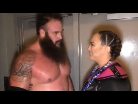 Xxx Mp4 Nia Jax And Alicia Fox Stake Their Claims For Mixed Match Challenge Exclusive Dec 18 2017 3gp Sex