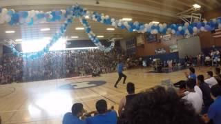 May 13th Irvington High School Rally 2nd show