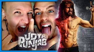 Udta Punjab | Official Trailer | Trailer Reaction Video by Robin and Jesper
