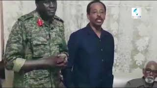 Amisom takes over the security of the Somali Parliament, Gives 3 options to both sides