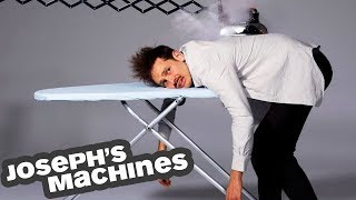 Joseph Gets Dressed | DOCUMENTARY | Joseph's Machines