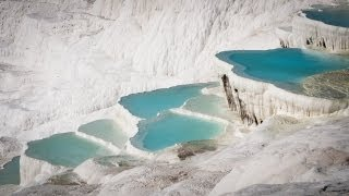 Best of Pamukkale and Hierapolis, South West Turkey